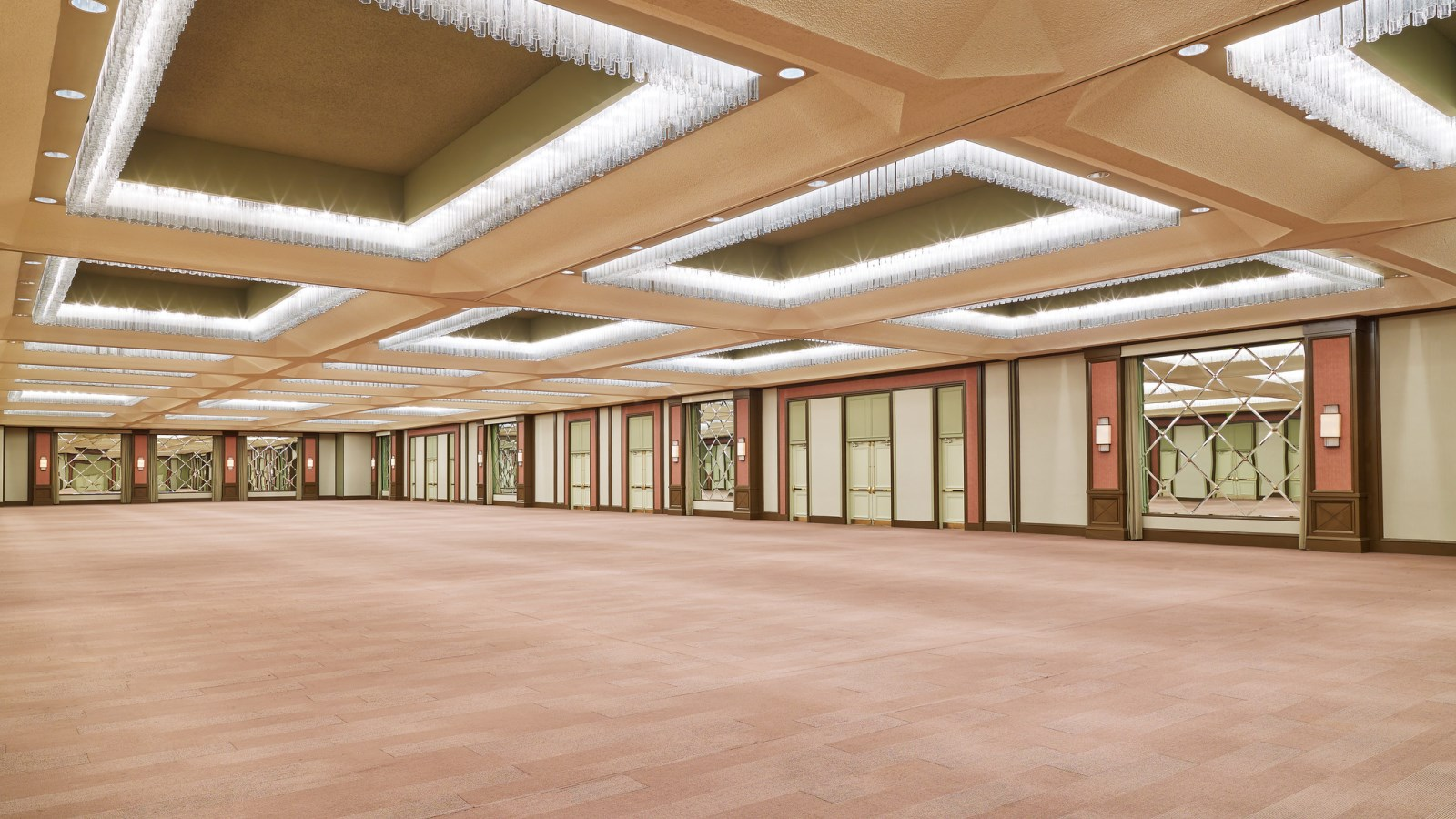 The Westin Dallas Park Central - Empty Ballroom